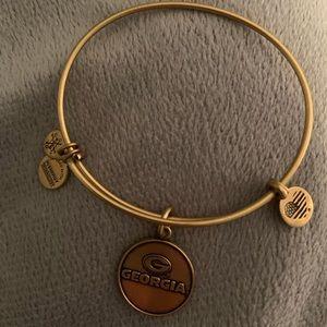 ALEX AND ANI UGA bracelet. NWOT.